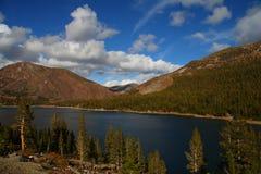 Lago Tioga Fotografía de archivo