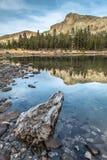Lago Tioga Fotografía de archivo libre de regalías