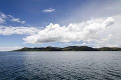 Lago Titicaca Imagenes de archivo