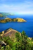 Lago Toba Imagenes de archivo