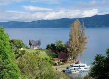 Lago Toba Immagine Stock Libera da Diritti
