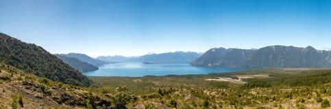Lago Todos洛斯桑托斯 库存图片