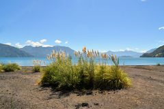 Lago Todos Los Santos, Patagonia, Chile Stock Photography