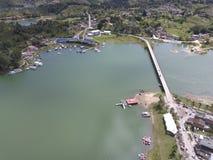 Lago tourism Imagenes de archivo