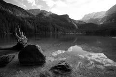 Lago Tovel, Fotos de Stock