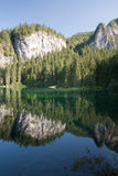 Lago Tovel, Immagini Stock Libere da Diritti