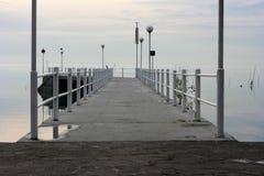 Lago Trasimeno fotografia stock libera da diritti
