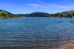 Lago Travis Waters fotos de stock royalty free