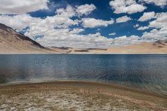 Lago Tso-Moriri Fotos de Stock