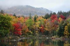Lago Tupper Fotografia Stock