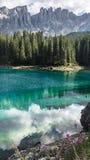 Lago Turquois Foto de Stock Royalty Free