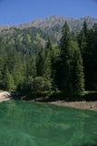 Lago turquoise Imagen de archivo