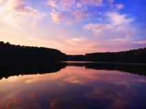 Lago Tuscaloosa imagen de archivo