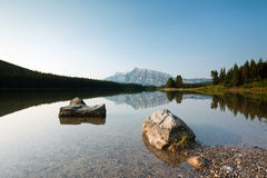 Lago two Jack fotografia stock