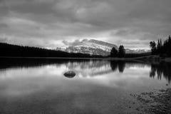 Lago two Jack Imagens de Stock