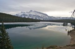 Lago two Jack Immagini Stock