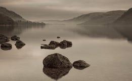 Lago Ullswater imagen de archivo libre de regalías