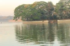 Lago Ulsoor Foto de archivo libre de regalías