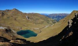 Lago Urdensee turquoise Fotografía de archivo