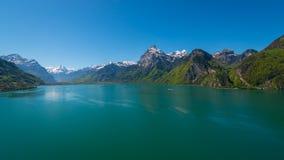 Lago Uri Fotografia Stock Libera da Diritti