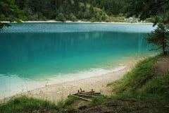 Lago Urisee fotografia de stock
