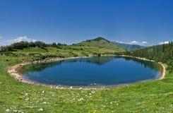 Lago Ursulovacko Immagini Stock Libere da Diritti