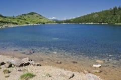 Lago Ursulovacko Fotografie Stock
