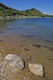 Lago Ursulovacko Fotografia Stock Libera da Diritti
