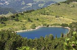 Lago Ursulovacko Fotografia Stock
