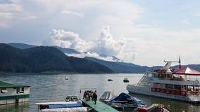 Lago Valle de bravo foto de stock royalty free