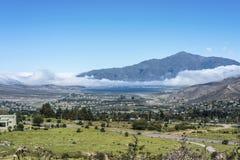 Lago Valle do del de Tafi em Tucuman, Argentina Imagens de Stock Royalty Free