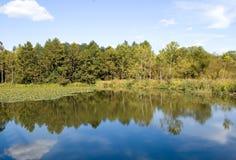 Lago valley de Cuyahoga Fotografia de Stock