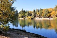Lago valley verde Foto de archivo