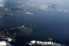 Lago Van Turkey imagenes de archivo