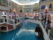 Lago Venetian imagem de stock