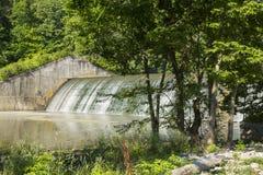Lago versailles della diga Immagine Stock Libera da Diritti