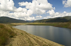 Lago Vidra Fotos de Stock Royalty Free