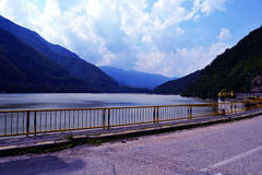 Lago Vidra Fotografie Stock Libere da Diritti