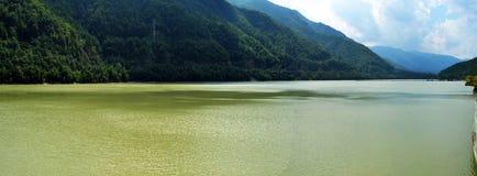 Lago Vidra Fotografia Stock