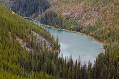 Lago vista, Canadá Imagen de archivo