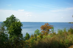 Lago Vistitis Imágenes de archivo libres de regalías
