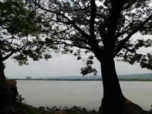 Lago Vittoria, Kisumu Immagini Stock