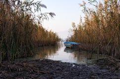 Lago Volvi, Grecia Fotografia Stock Libera da Diritti