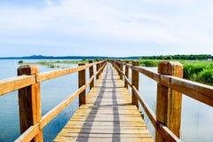 Lago Vrana, Croacia imágenes de archivo libres de regalías