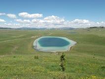 Lago Vrazje fotografía de archivo libre de regalías