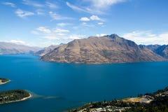 Lago Wakatipi Immagine Stock Libera da Diritti
