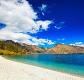 Lago Wakatipu Imágenes de archivo libres de regalías