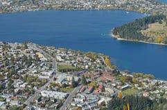 Lago Wakatipu, Queenstown Imagens de Stock Royalty Free