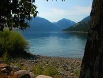 Lago Wallowa, Oregon imagen de archivo