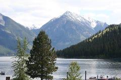 Lago Wallowa, Oregon fotografía de archivo libre de regalías